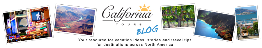 California Tour Blog