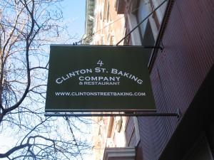Clinton Street Bakery
