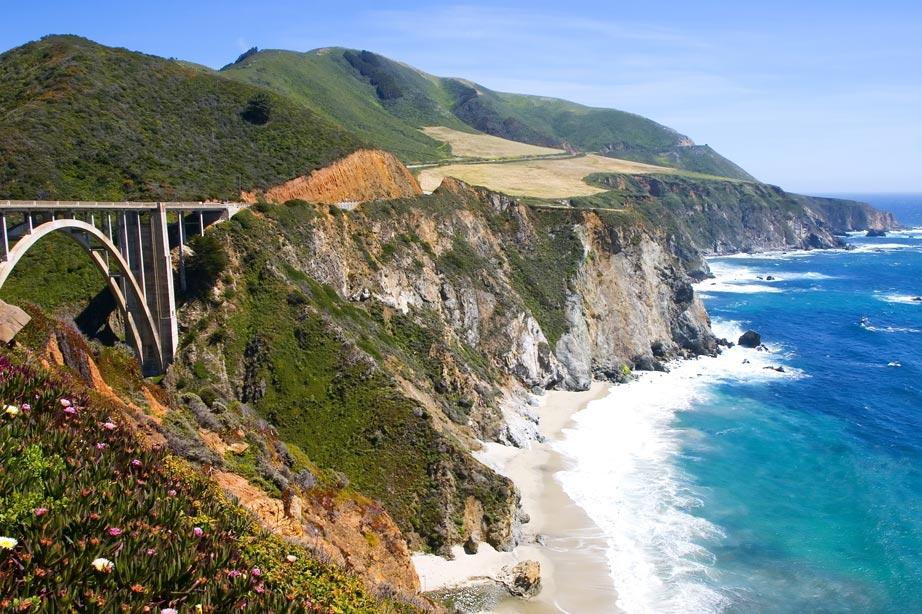 Cruising The California Coast By Car Usa Student Tour Blog
