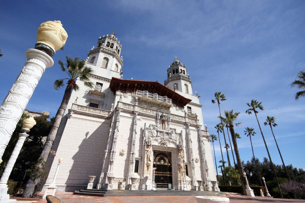 Hearst Castle: Opulence Along the California Coast