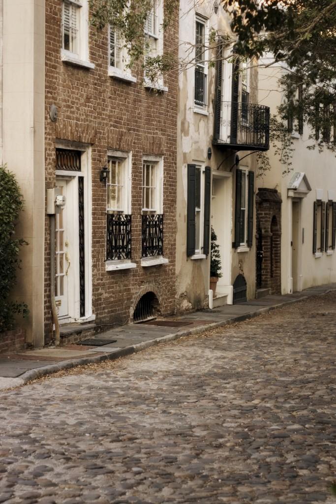 cobblestone street charleston IstockMedium
