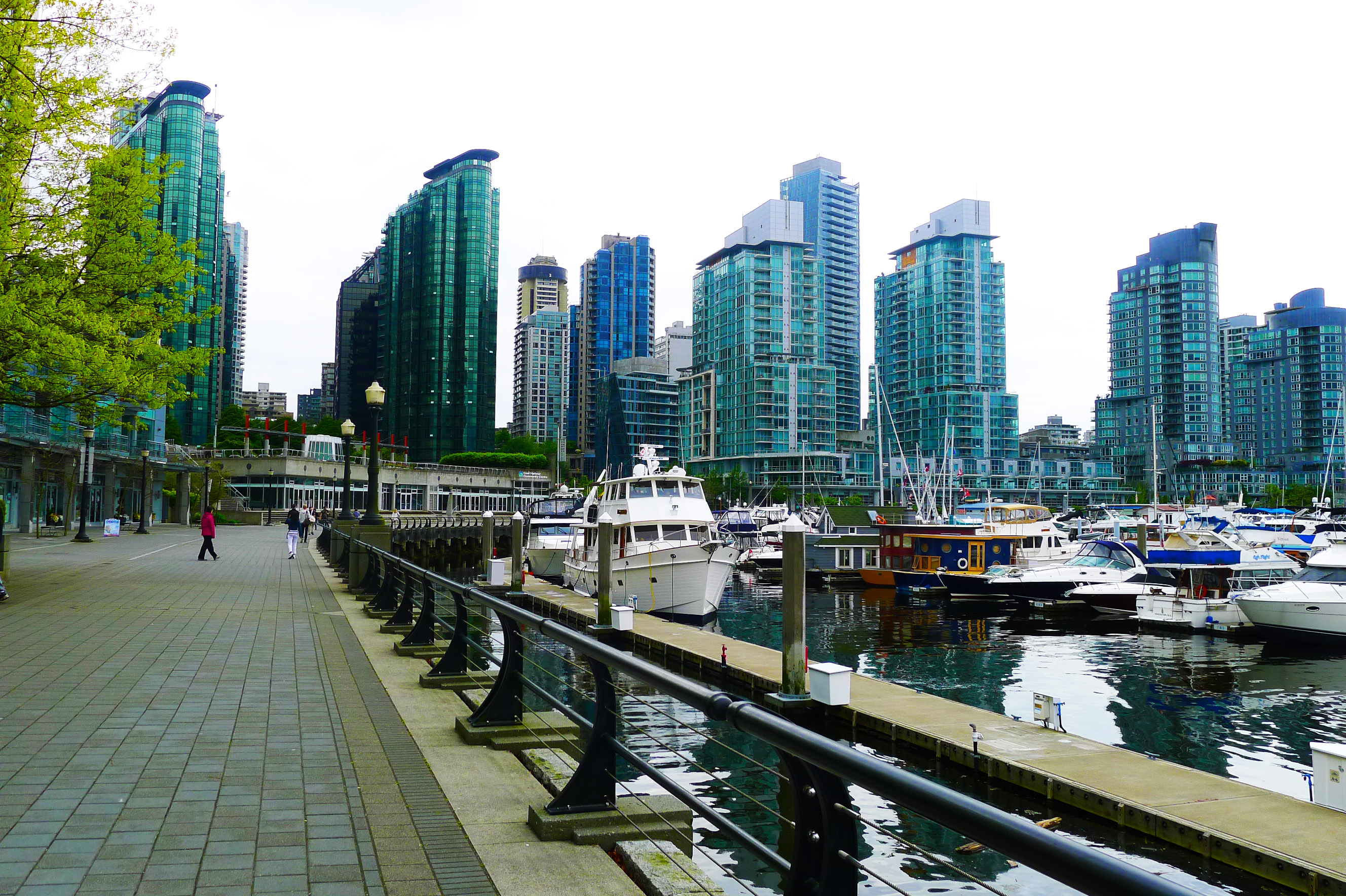 How To Get Around In Vancouver Without A Car