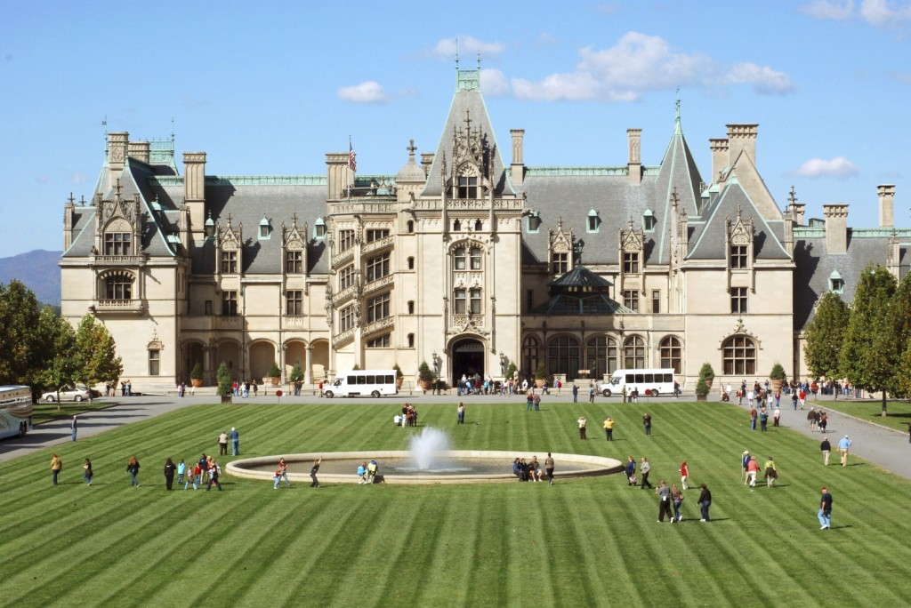 Biltmore Estate Front Lawn istock medium