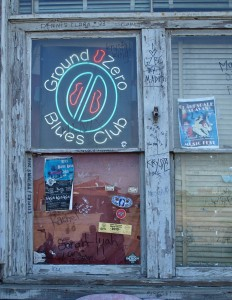 Ground Zero Blues Club - Photo Credit Chere Coen