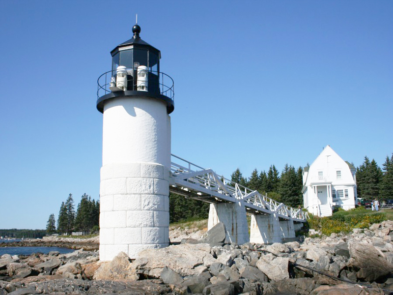 8 - Marshall Point Light_0