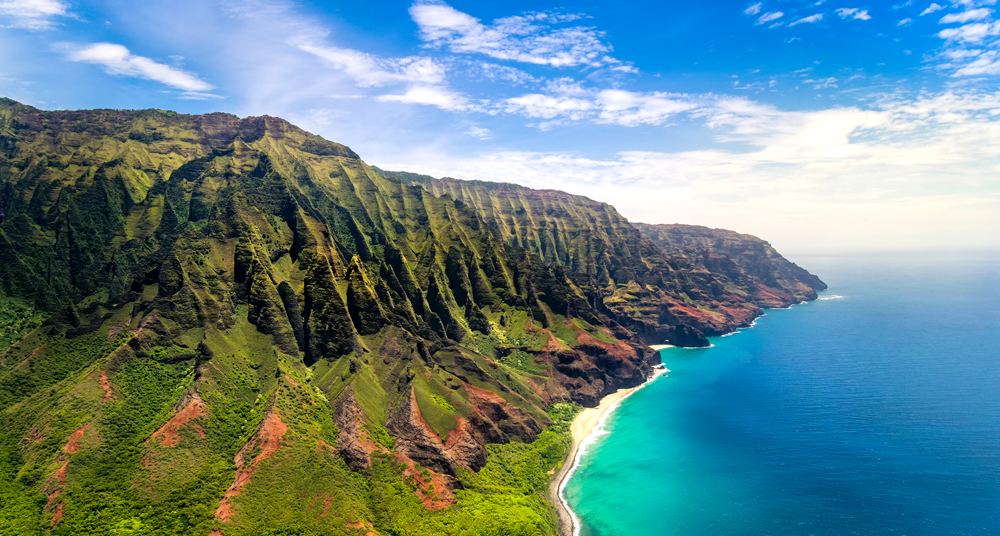 Five Largest Islands Of Hawaii