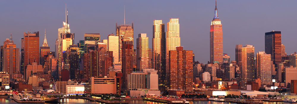 Banner NYC DMC dusk | California Tours