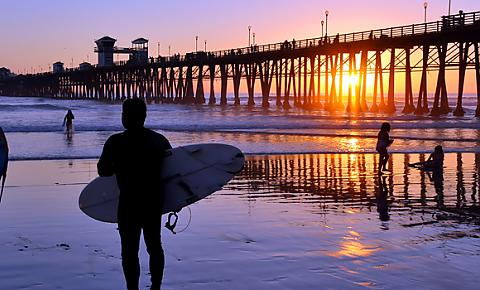 how to travel from los angeles to san diego